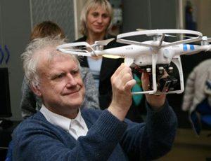 Laboratorium dronów (Dronarium)